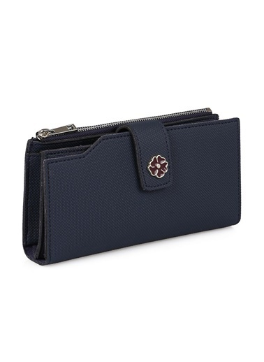 Laura Ashley Clutch / El Çantası Lacivert